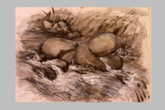 Aquarelle   15 x 10    2003
