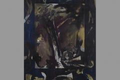 Torrent bleu sombre (74x105) année 2000
