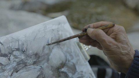 Peinture de Guillaume Beaugé